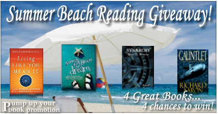 summer beach reading giveaway